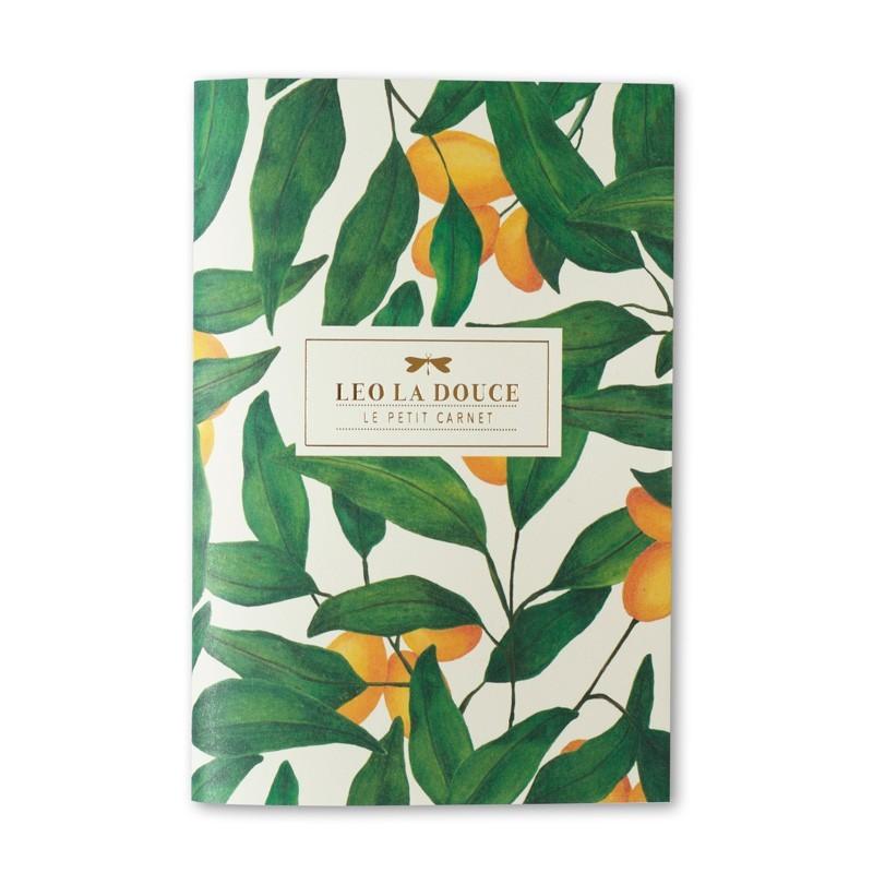"""Leo La Douce - Notizheft """"Citrus"""""""