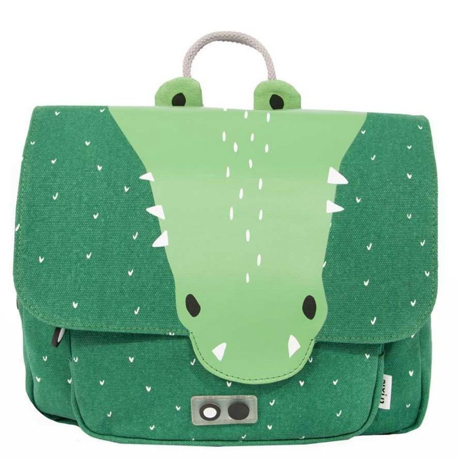 "Trixie - Kindergartentasche ""Krokodil"""