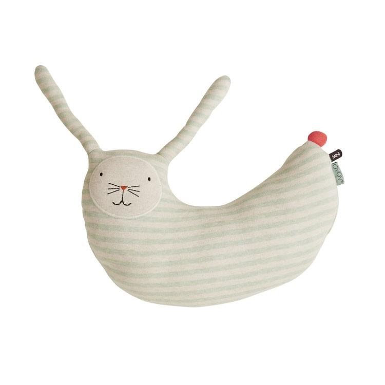 OYOY - Kuschelhase in Weiß