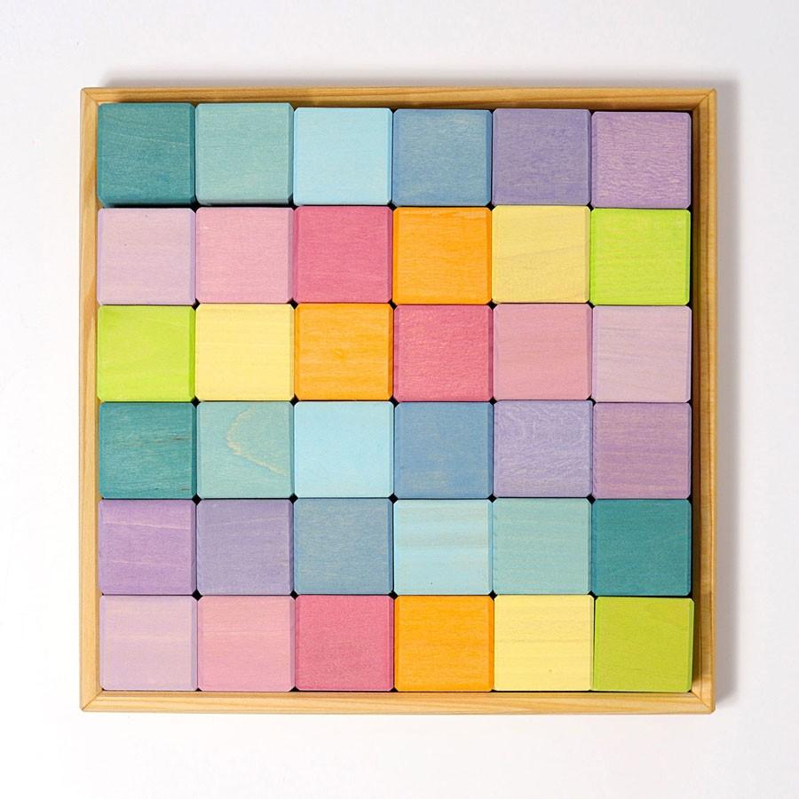 Grimm's - Pastell Mosaik