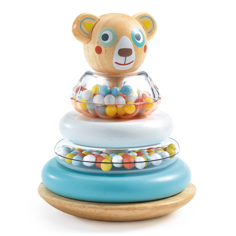 "Djeco - Babyspielzeug Bär"""