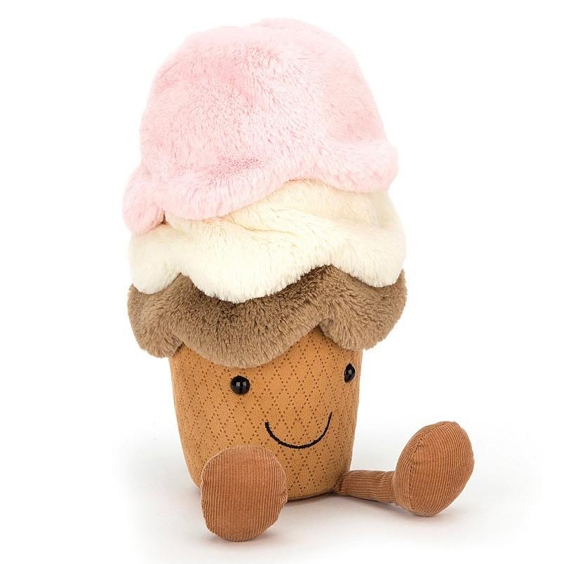 Jellycat - Eiscreme zum kuscheln