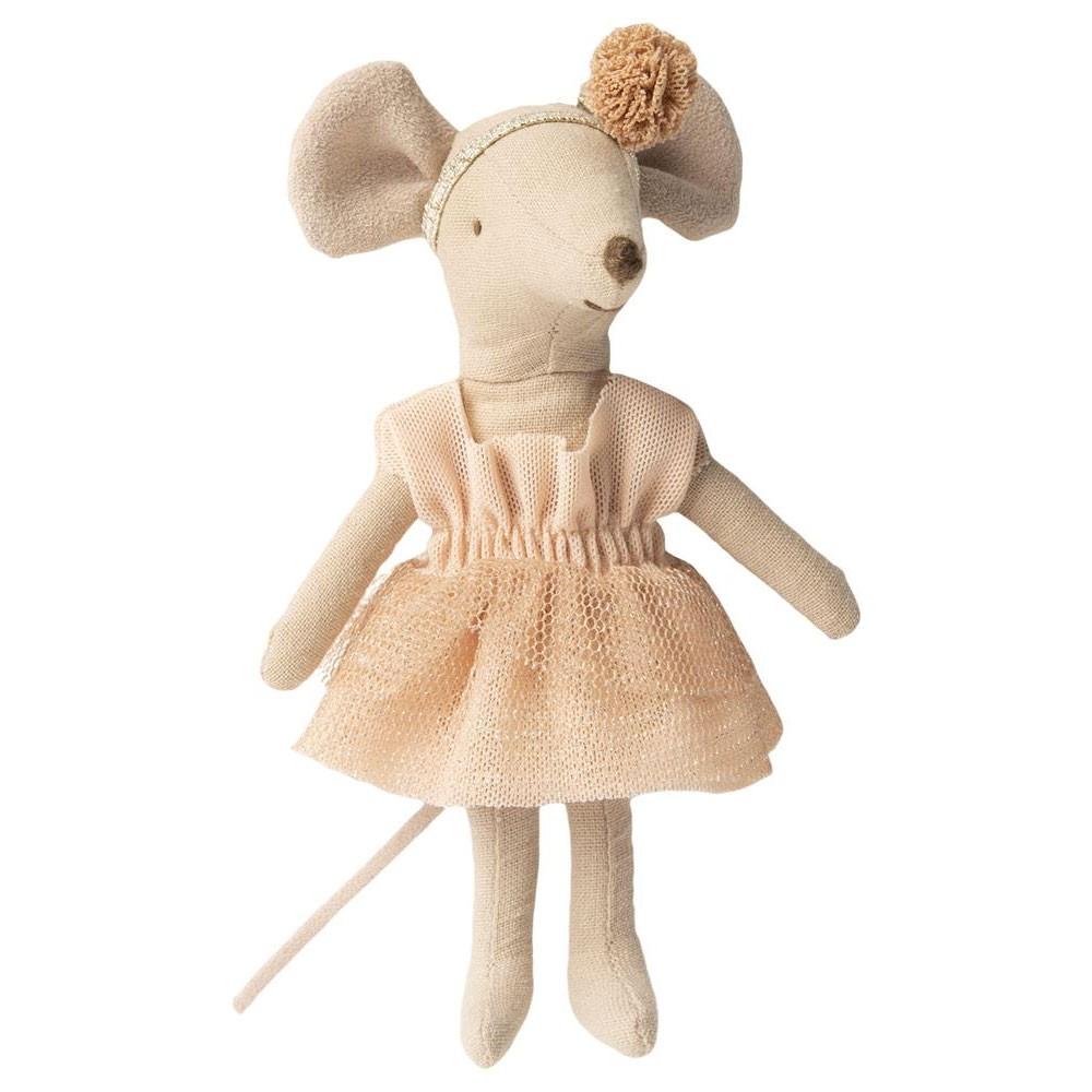 "Maileg - Maus ""Große Schwester"" Dancer Giselle"