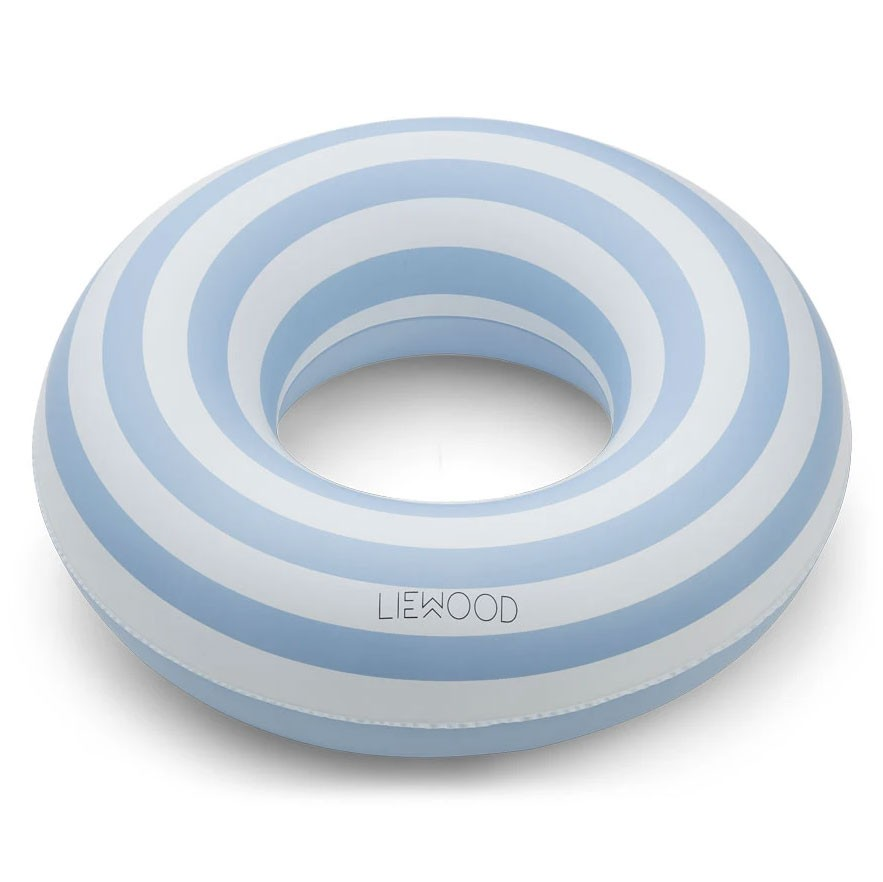 Liewood - Baloo Schwimmreifen gestreift Sea Blue