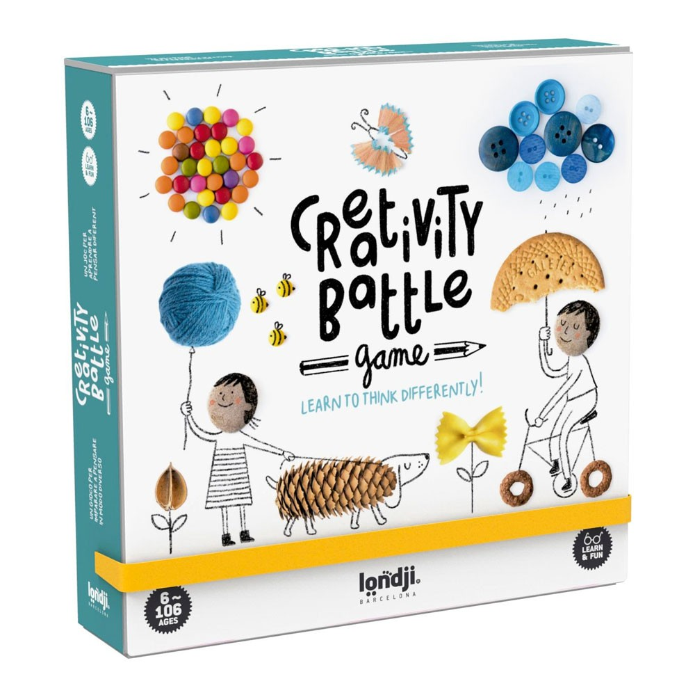 "Londji - Spiel ""Creativity Battle"""