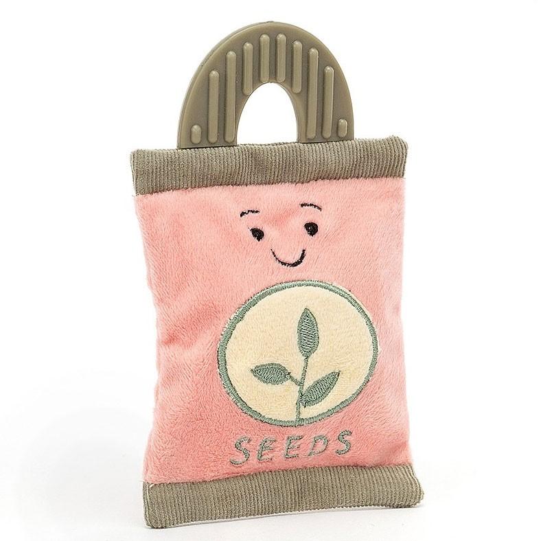 Jellycat - Packung Pflanzensamen Babyspielzeug