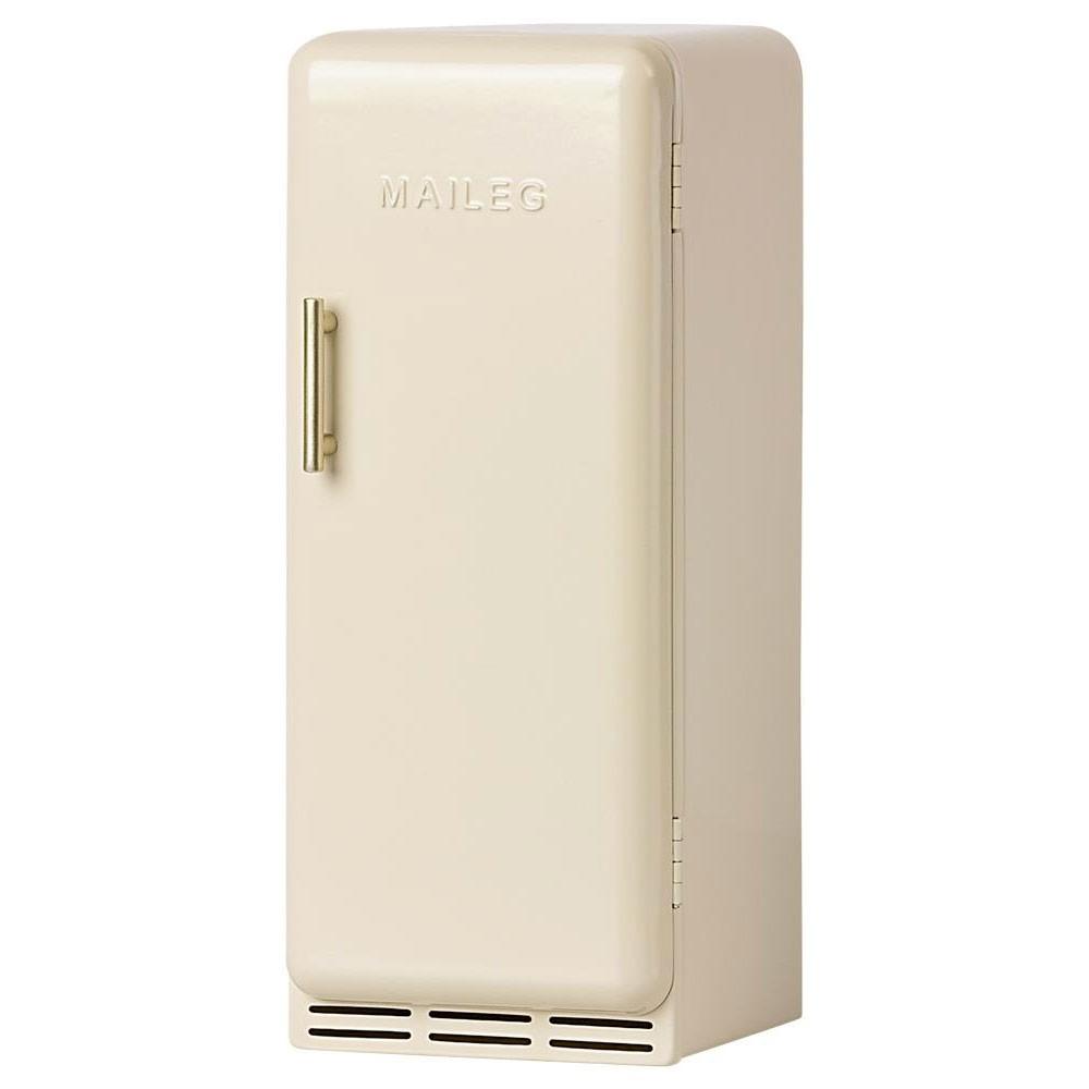 Maileg - Mini Kühlschrank für Puppenhaus 22cm Creme