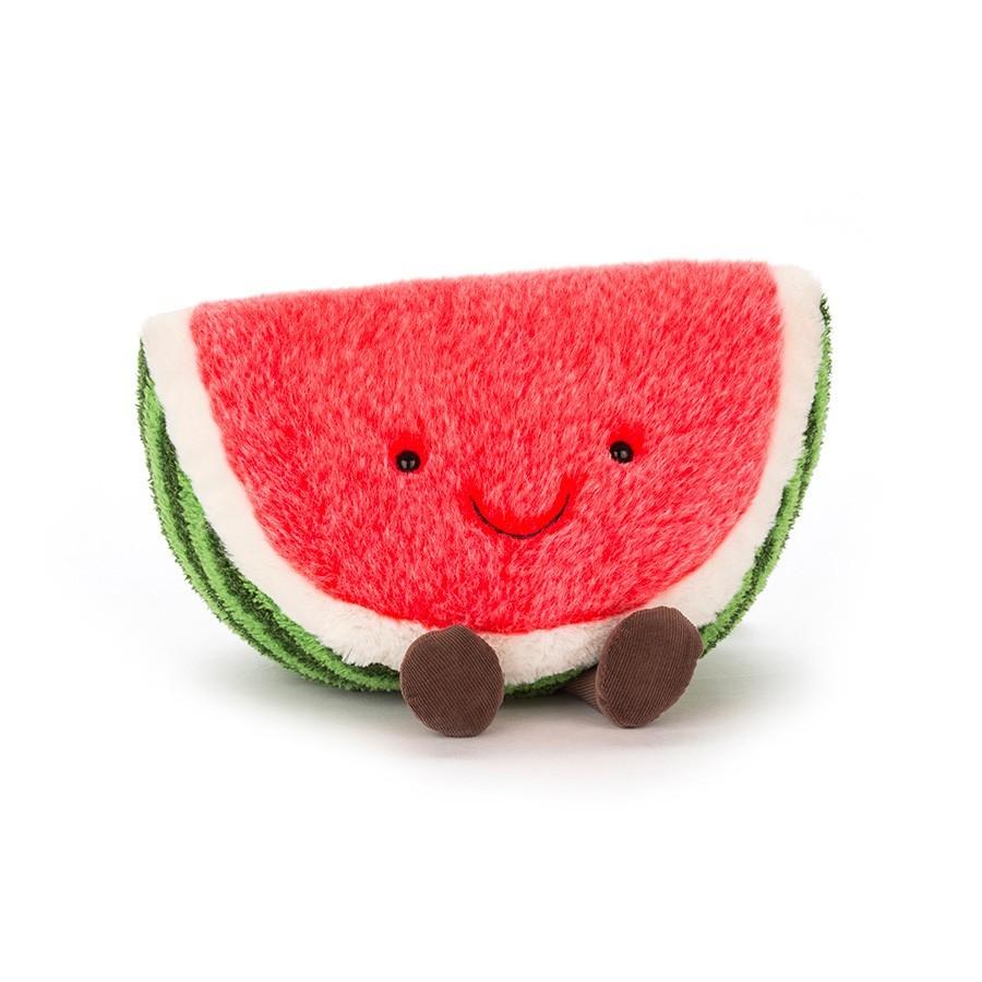 Jellycat - Melone zum kuscheln