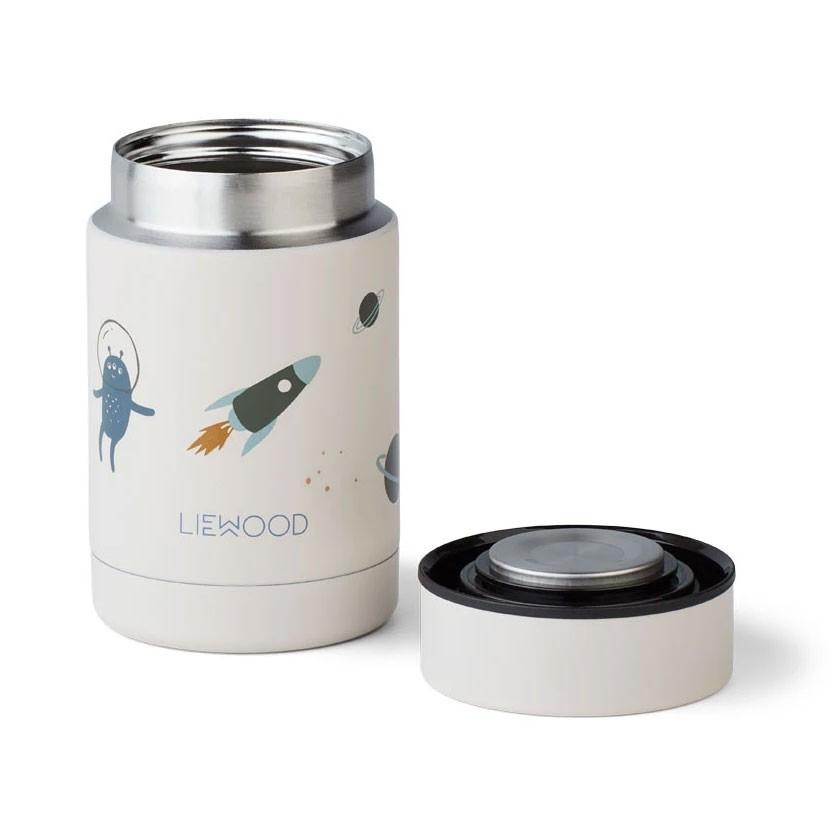 Liewood - Thermobehälter Vesperdose Nadja Space Sandy Mix