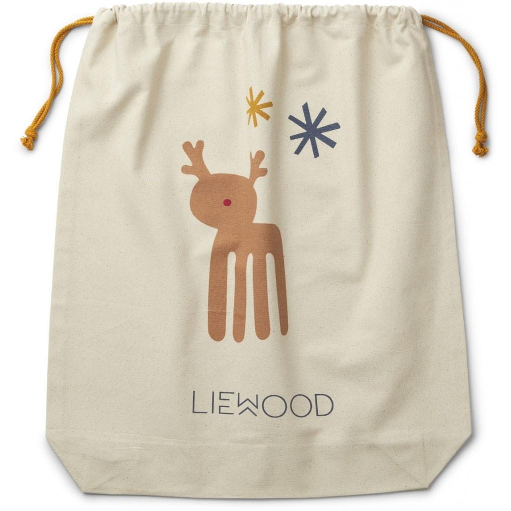 Liewood - Geschenksack Holiday Mix Groß