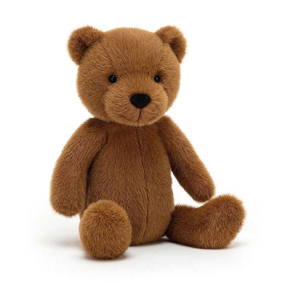 Jellycat - Teddy Maple Bear