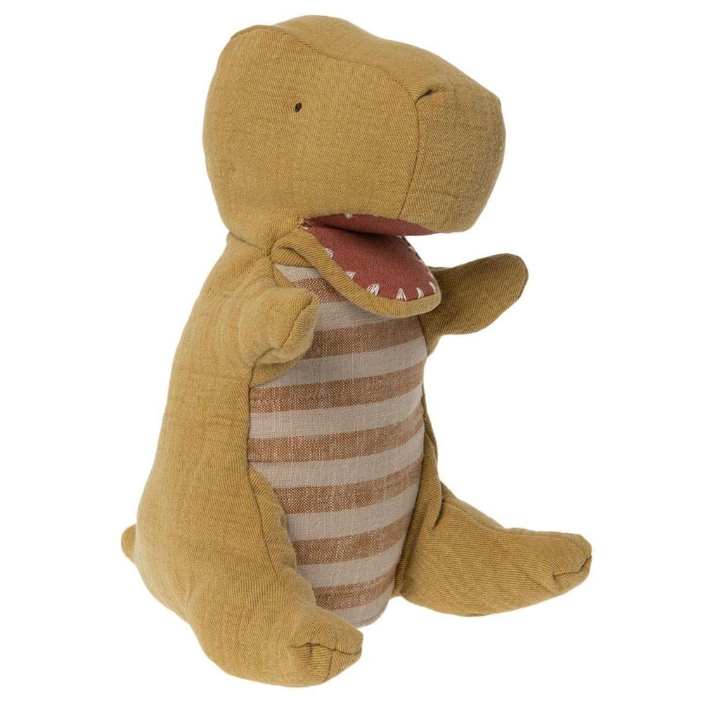 Maileg - Handpuppe Dinosaurier Ocker