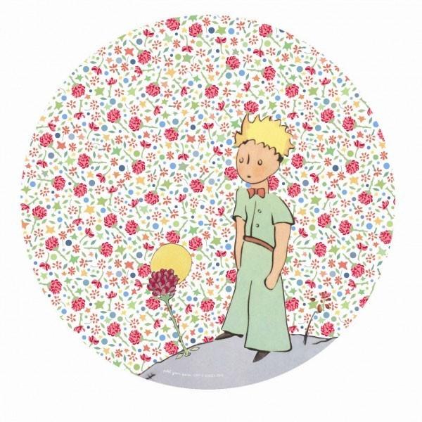 """Petit Jour Paris - Teller """"Der kleine Prinz"""" Blumen"""